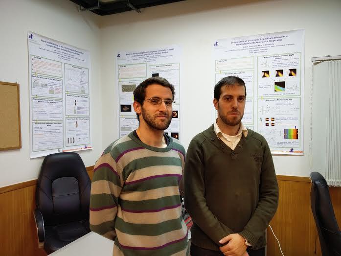 Investigadores ANACOM 2015