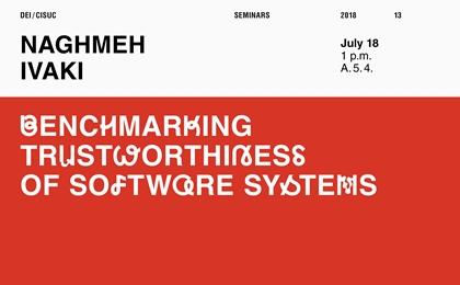 DEI/CISUC Seminars Naghmeh