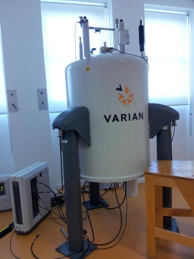 Espectrómetro 600 MHz
