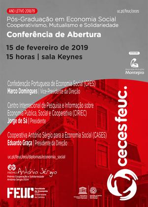 Conferências de Abertura
