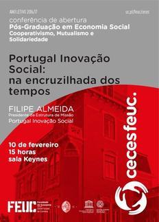 Cartaz conferência de abertura