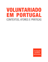 Voluntariado em Portugal