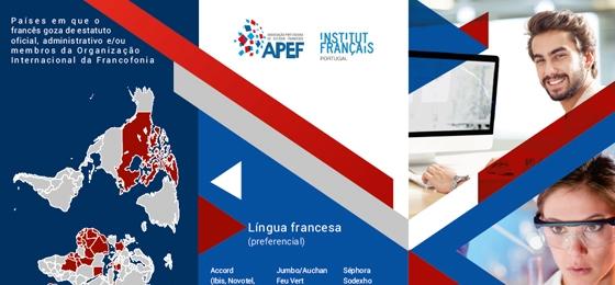 Língua Francesa - Cartaz