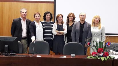 Foto da Direcção da APEF / Photo de la Direction de l'APEF