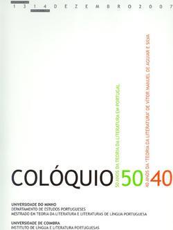 Cartaz - Colóquio 50/40