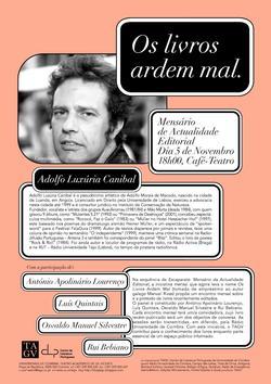 Cartaz - Os Livros Ardem Mal 02 (Nov2007)