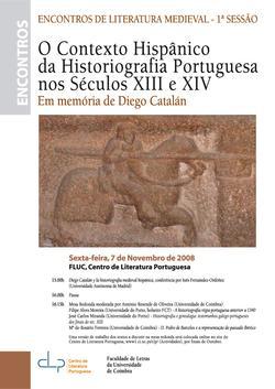 Cartaz - 1º Encontro de Literatura Medieval