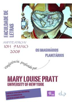 Cartaz - Mary Louise Pratt