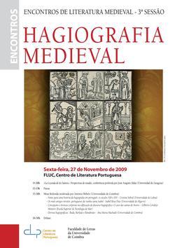 Cartaz - 3º Encontro de Literatura Medieval