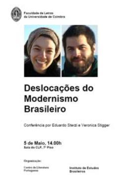 Cartaz - Eduardo Sterzi e Veronica Stigger
