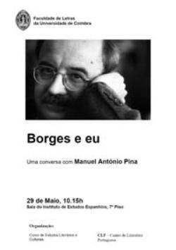Cartaz - Manuel António Pina