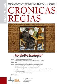 Cartaz - 4º Encontro de Literatura Medieval