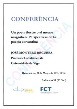 Cartaz - Jose Montero Reguera