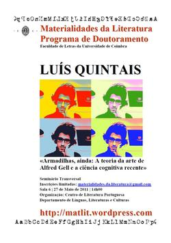 Cartaz - Luís Quintais