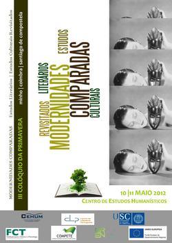 Cartaz - 3º Colóquio da Primavera: Modernidades Comparadas
