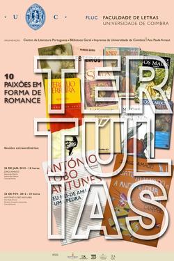 Cartaz - 10 Paixões em Forma de Romance (Jan-Fev 2012)