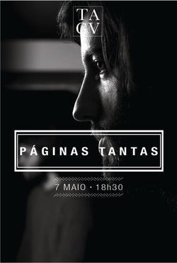 Cartaz - Páginas Tantas 05: Jacinto Lucas Pires