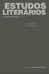 Capa - Revista de Estudos Literários Volume 2