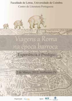Cartaz - Viagens a Roma