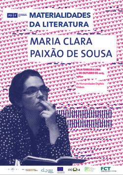 Cartaz_Maria Clara Paixao de Sousa