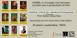 Cartaz_Historia Critica Volume VIII