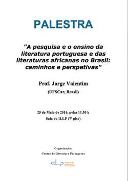 Cartaz_Jorge Valentim