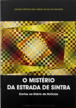Capa_Mistério da Estrada de Sintra
