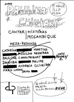 Cartaz_Paulina Chiziane