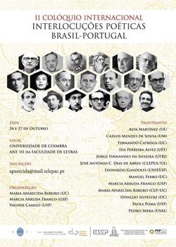 2º Colóquio Interlocuções Poéticas Brasil-Portugal