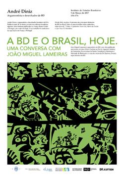 Cartaz_Conversa A BD e o Brasil, hoje