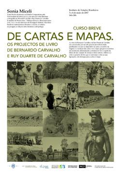 Cartaz_ Curso Breve De Cartas e Mapas