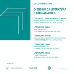 O Ensino da Literatura e Outras Artes
