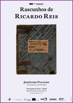 Rascunhos de Ricardo Reis