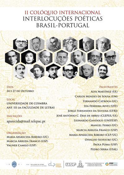 II Colóquio Internacional Interlocuções Poéticas
