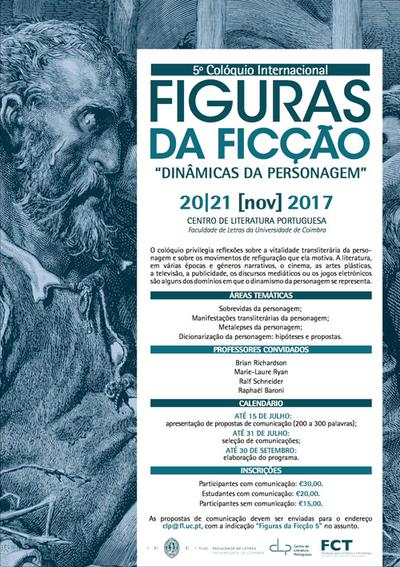 5.º Colóquio Internacional Figuras da Ficção