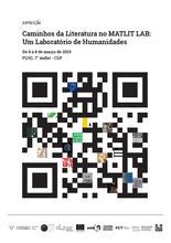 Exposição Caminhos da Literatura no MATLIT LAB