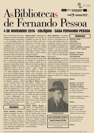 Bibliotecas Fernando Pessoa