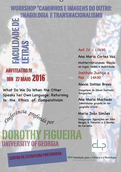"""Workshop """"Caminhos e Imagens do 'Outro': Imagologia e Transnacionalismo"""""""