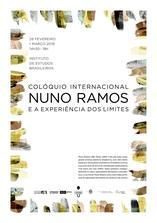 Colóquio Internacional Nuno Ramos