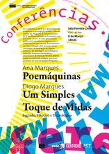 Conferências Matlit - Ana Marques e Diogo Marques