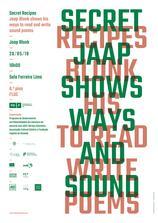 Conferência por Japp Blonk