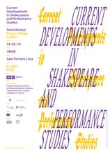 Conferência por Sonia Massai