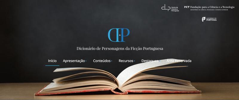 Dicionário de Personagens