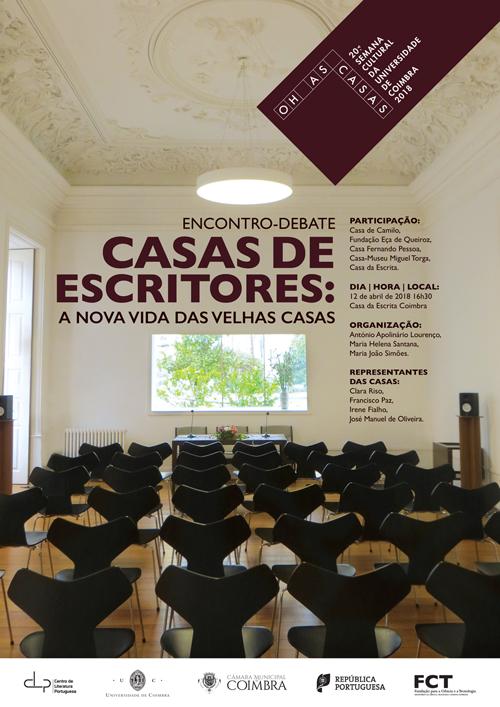 Casa de Escritores - Semana Cultural 2018