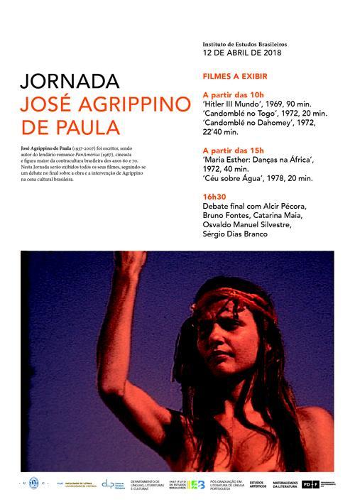 Jornada José Agrippino de Paula (IEB)