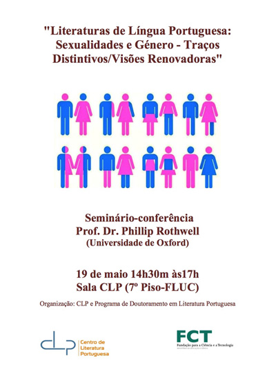 Seminário-conferência Phillip Rothwell