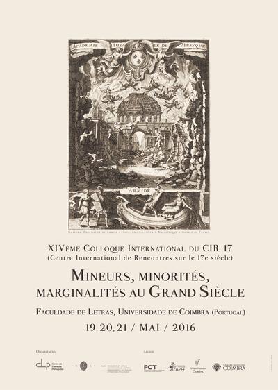 Mineurs, Minorités, Marginalités Au Grand Siècle