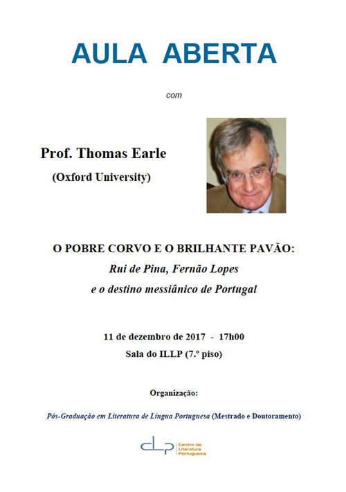 Aula aberta por Thomas Earle