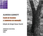 Publicação 8o volume Edição Crítica Almeida Garrett