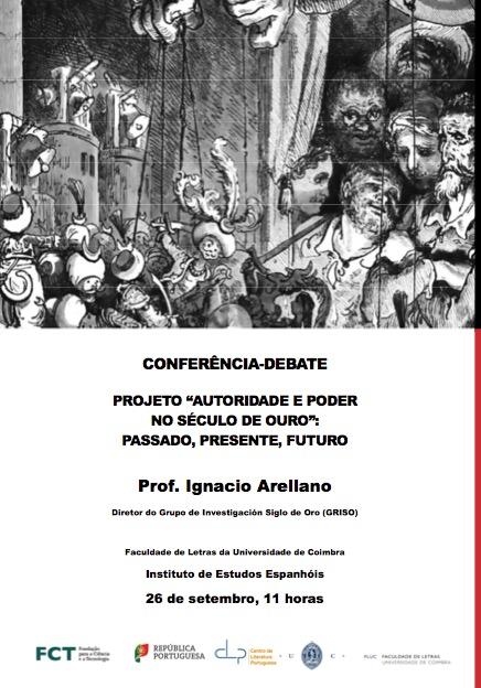Conferência-debate por Ignacio Arellano